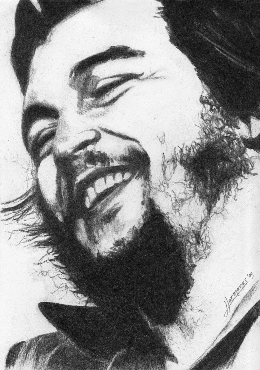 Che Laughing